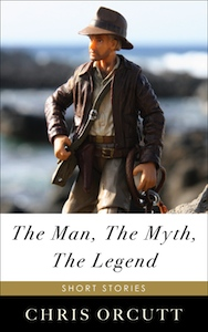 THE MAN, THE MYTH, THE LEGEND, available at Amazon