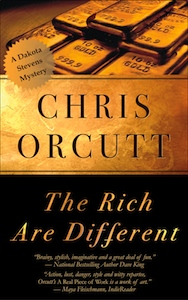 THE RICH ARE DIFFERENT, available at Amazon