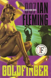 Goldfinger Book Cover